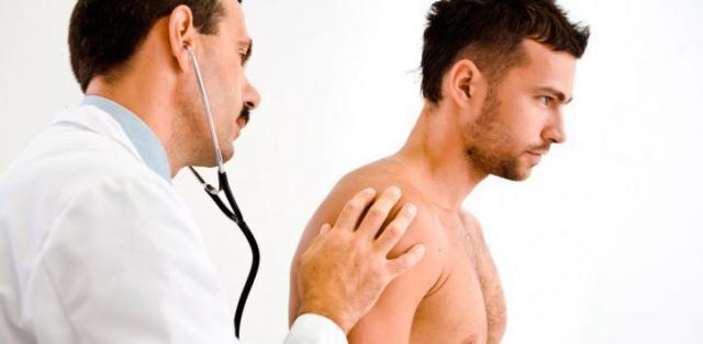 visita polmonite