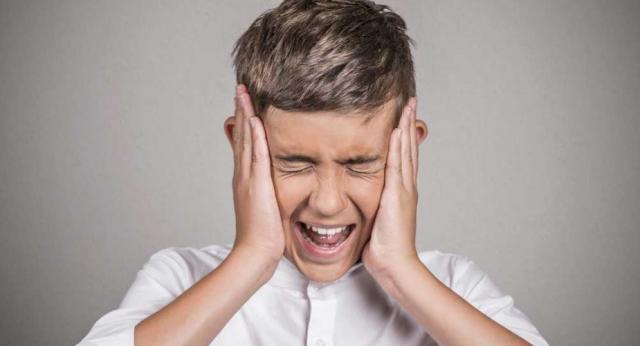 mal di testa bambino