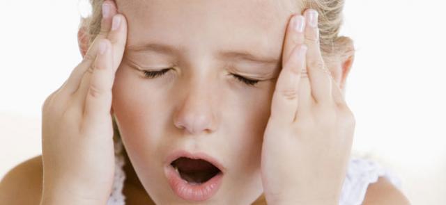 bambino cefalea