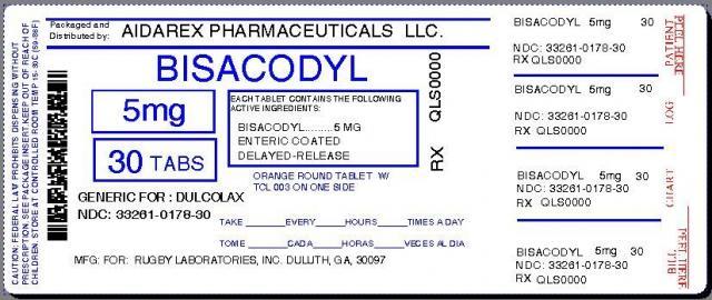 Foto Bisacodyl (Dulcolax) - Farmaci per Cani e Gatti