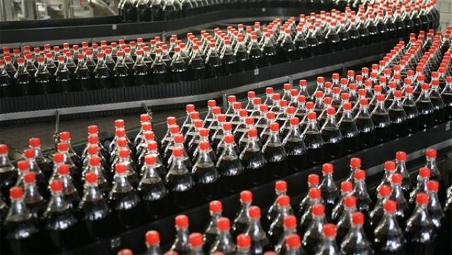 bottiglie coca cola