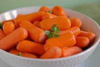 Foto Il Gatto può mangiare carote?