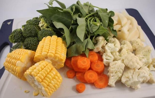 verdura per criceti