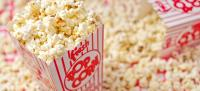 popcorn al cane