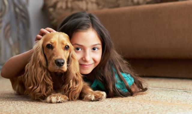 Foto Migliori animali domestici per bambini