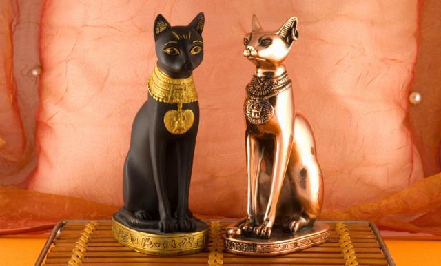 Foto Perchè gli egiziani adoravano i Gatti?