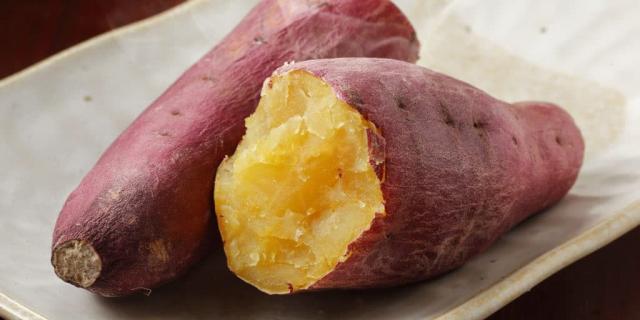 patate dolci per cani