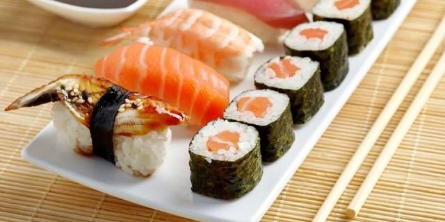 Foto Il Cane può mangiare sushi?