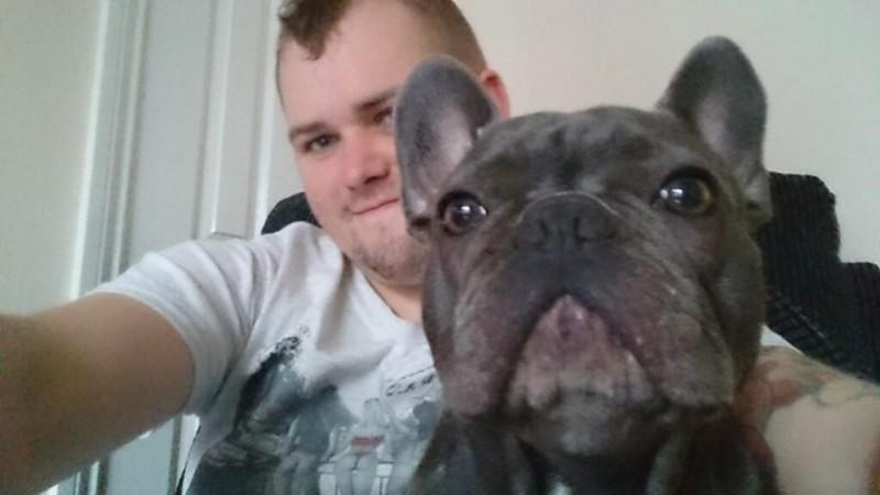Foto Cane sano morto 15 minuti dopo il suo giovane proprietario