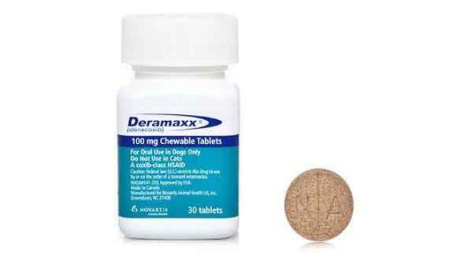 Foto Deracoxib (Deramaxx) -Farmaci per cani