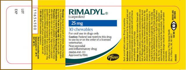 Foto Rimadyl (Carprofen) - Farmaco per il cane