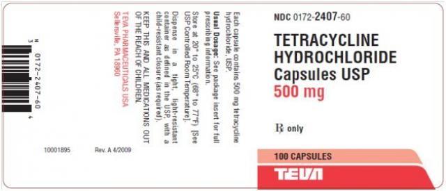 Foto Tetraciclina - Farmaci per cani e gatti