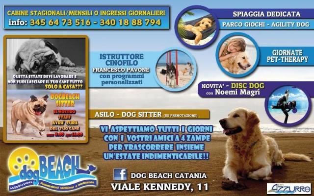 Foto Spiaggia per Cani a Catania
