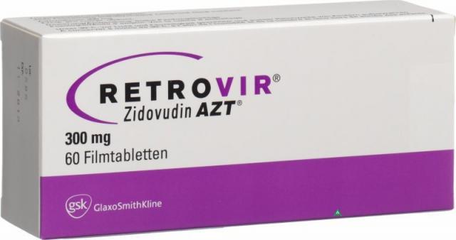 Foto Zidovudina (AZT, Retrovir)  - Farmaci per Gatti