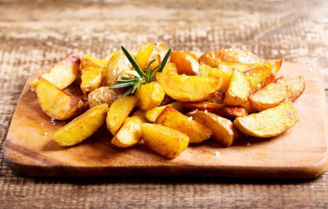 la patata arrostita fa bene alla dieta